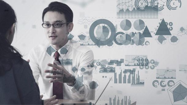 プロのデータサイエンティストによる高品質な分析アウトプット
