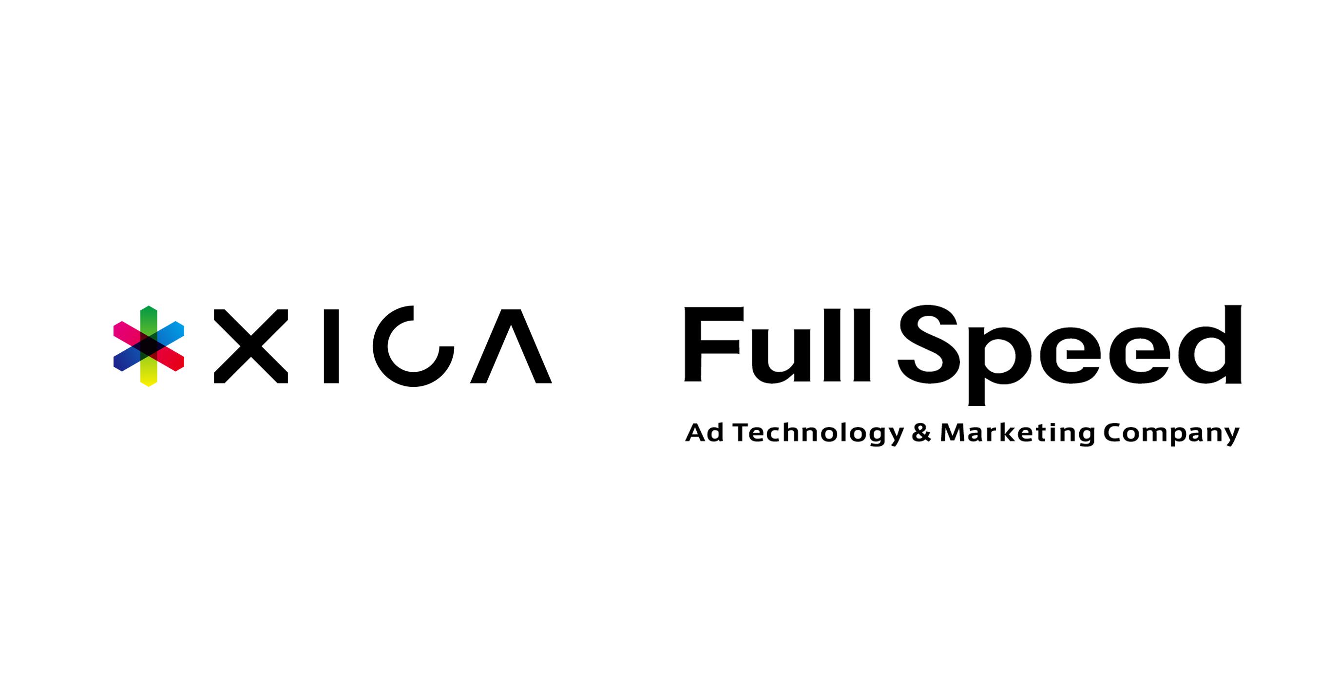 サイカ社とフルスピード社のロゴ